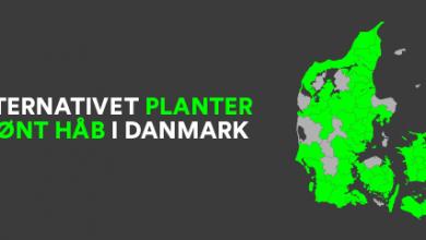 Photo of Alternativet i Fredericia går til deres første kommunalvalg med 4 kandidater
