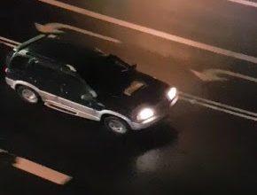 Photo of Politiet i Kolding efterlyser bil efter forsøg på at sprænge bankboks