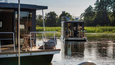 Photo of Ferie-husbåd får premiere på Fredericia Boat Show