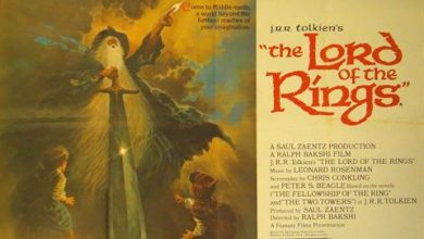 Photo of The Lord of the rings (animated) 1978
