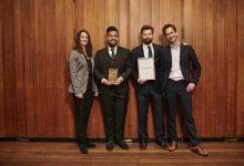 Photo of Clever vinder Infrastrukturprisen ved Building Award 2018 for fremtidens hurtigladestationer til elbilerne