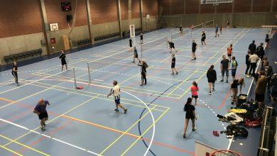 Photo of Fredericia Badminton Club fejrer 75 år med fjer: Besøg af landsholdsspillere og oppustelig bane