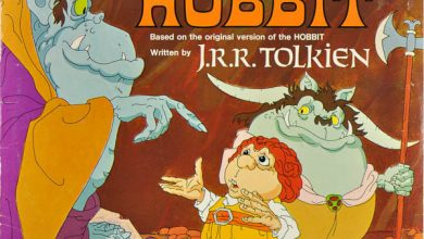 Photo of The Hobbit animated 1977