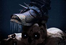 Photo of When COPENHELL Freezes Over brager igennem helvedes mørke port med seks fremadstormende bands