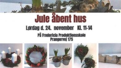 Photo of Julemarked Fredericia Produktionsskole.