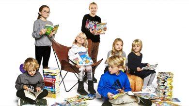 Photo of Egmont Publishing uddeler Anders And-blade til 600 skoleklasser