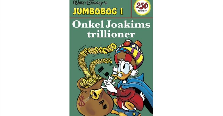 Photo of Jumbobogen fylder 50 år