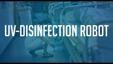 Photo of Robotter bliver regionens nye virus- og bakteriedræbere