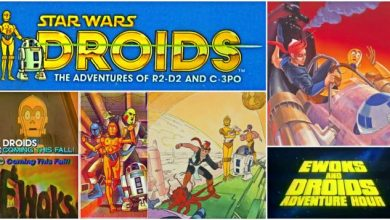 Photo of Star Wars: Droids