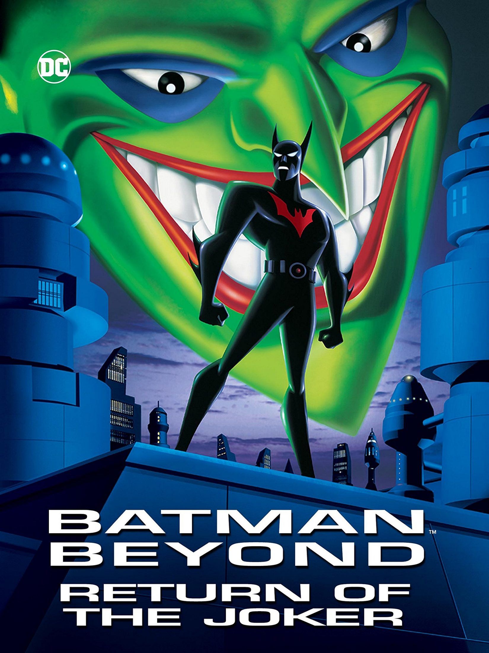 Photo of Batman beyond: Return of the Joker