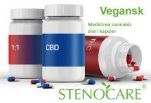 Photo of STENOCARE A/S udvider sit medicinsk cannabis produktsortiment med en ny kategori for at give patienter yderligere valgmuligheder