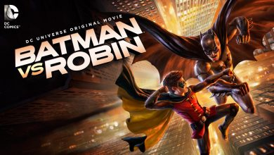 Photo of Batman vs. Robin