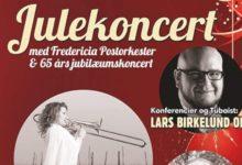 Photo of Fredericia Post-Orkester – Julekoncert 2018.