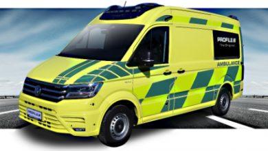 Photo of Ambulance Syd skal have nye ambulancer