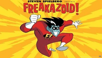 Photo of Freakazoid