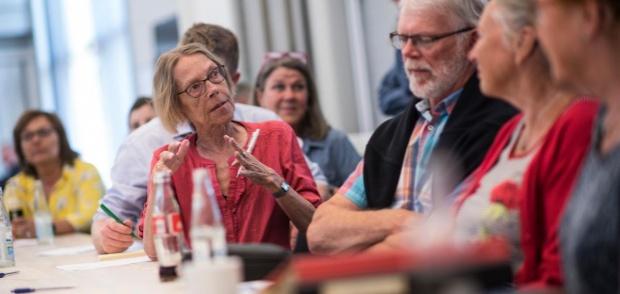 Debat til Byrådets Borgerdialogmøde i maj 2018