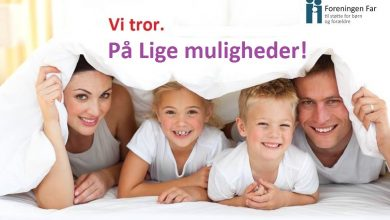 Photo of Fædrebarsel handler om kærlighed