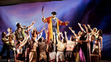 Photo of Fredericia Teaters musical PRINSEN AF EGYPTEN sættes op på West End i 2020