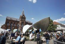 Photo of Se billeder fra Vejles Folkemøde: Tour-start, klima og fællesskab