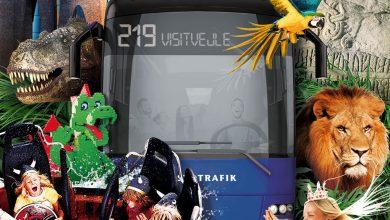 Photo of Oplev Vejle nemt og gratis: Ny shuttlebus til områdets attraktioner