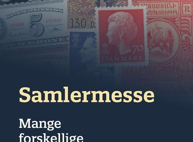 Photo of Samlermesse for alle i Esbjerg Lørdag d. 9 November
