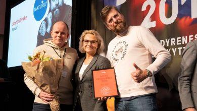 Photo of Naturli' kåres som Årets Frontløber 2019