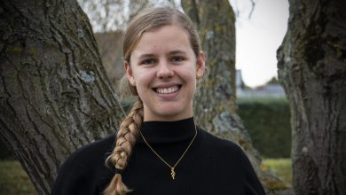 Photo of 17-årige Emma inviterer unge til klima-workshop