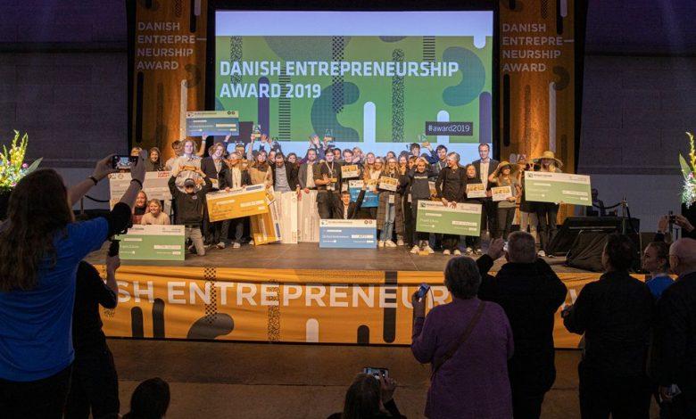 Photo of Tusindvis af unge dystede til Danmarks største iværksætterevent