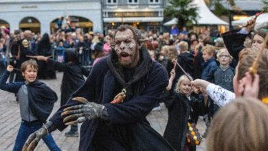 Photo of Skiftet fra Harry Potter Festival til et bredere fokus med Magiske Dage har ikke fået publikum til at svigte festivalen i Odense – tværtimod.