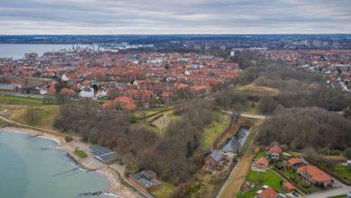 Photo of Kom helt tæt på udviklingen på Fredericia Vold